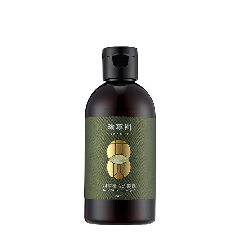 24草複方洗髮露250ml